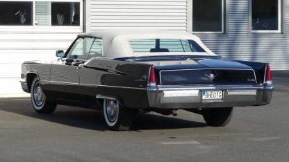 Cadillac Deville 1969 Convertible (16)