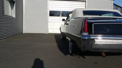 Cadillac Deville 1969 Convertible (17)