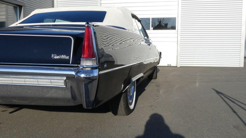Cadillac Deville 1969 Convertible (18)