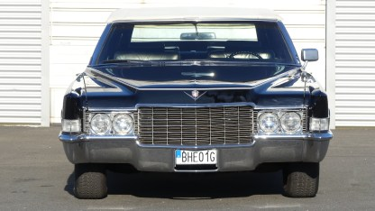 Cadillac Deville 1969 Convertible (3)