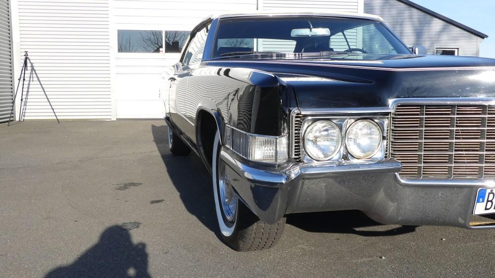Cadillac Deville 1969 Convertible (9)