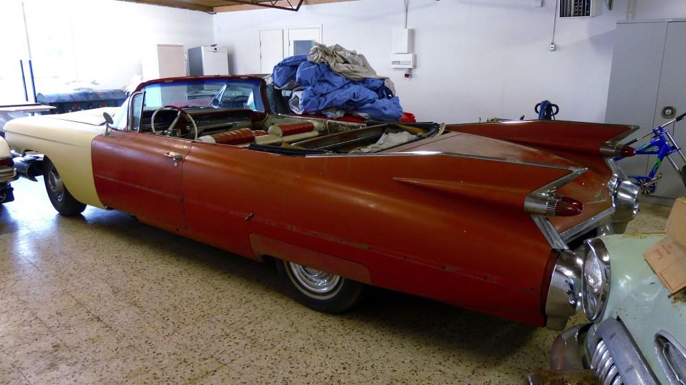 Cadillac 1959 Serie 62 Convertible (1)