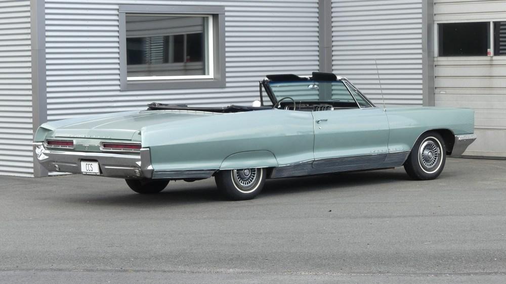 Pontiac Bonneville 1966 Convertible (15)