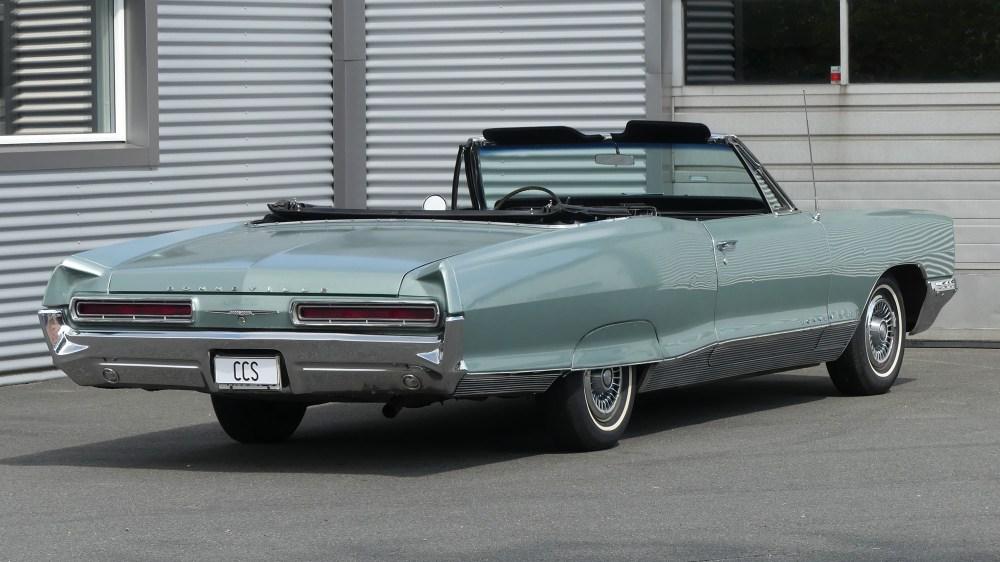 Pontiac Bonneville 1966 Convertible (16)