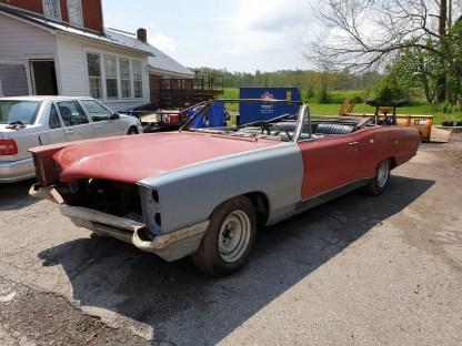 Pontiac Bonneville 1966 Convertible (3)