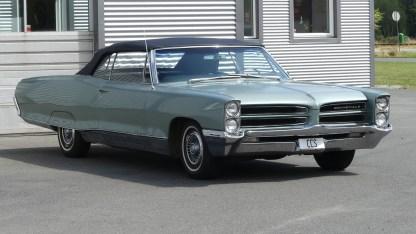 Pontiac Bonneville 1966 Convertible (4)