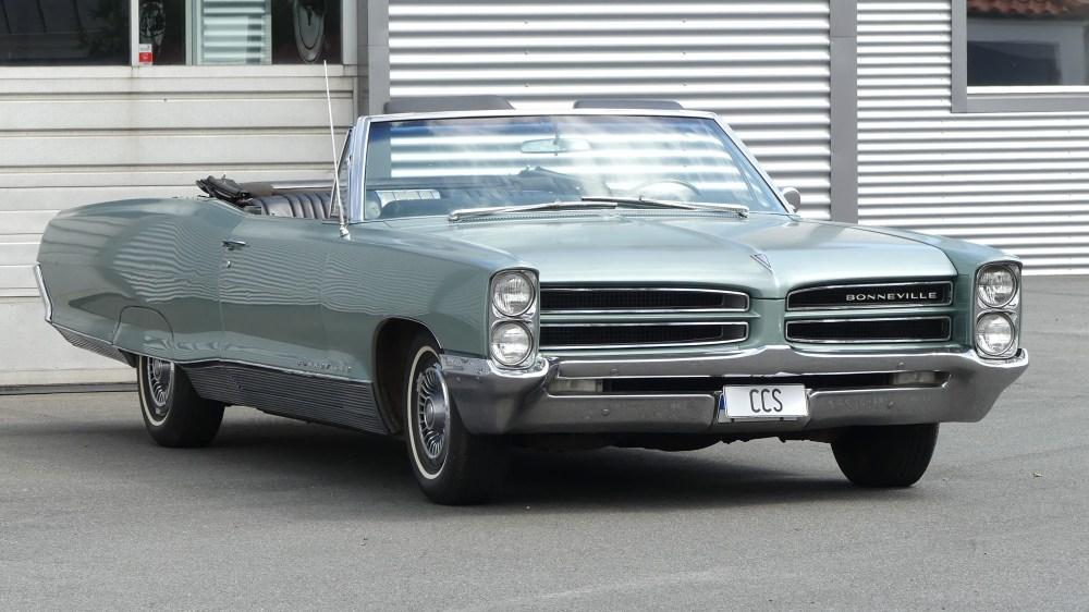 Pontiac Bonneville 1966 Convertible (7)