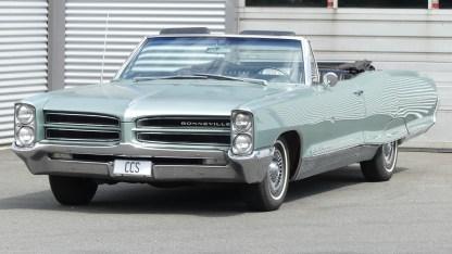 Pontiac Bonneville 1966 Convertible (9)