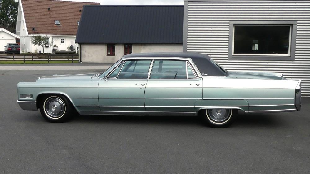 Cadillac 1966 Fleetwood (2)