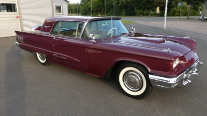 Ford Thunderbird 1960 Coupe (35)