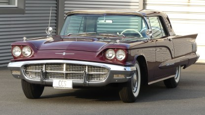 Ford Thunderbird 1960 Coupe (6)