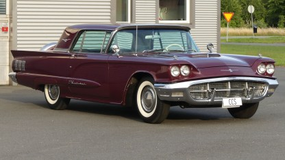 Ford Thunderbird 1960 Coupe (8)