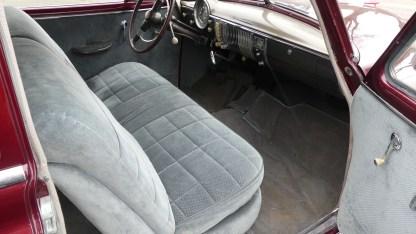 Chevrolet 1949 Fleetline Fastback, Deluxe (16)
