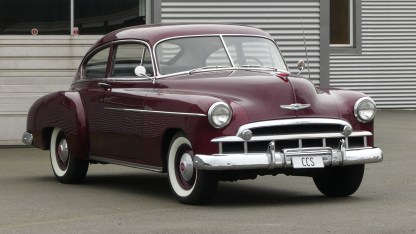 Chevrolet 1949 Fleetline Fastback, Deluxe (4)