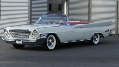 Chrysler – New Yorker cab – 1961 (1)
