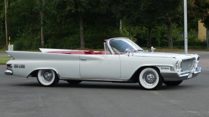 Chrysler – New Yorker cab – 1961 (2)