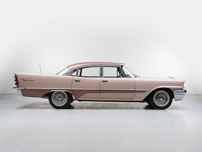 DeSoto Firedome brown 1957 (3)