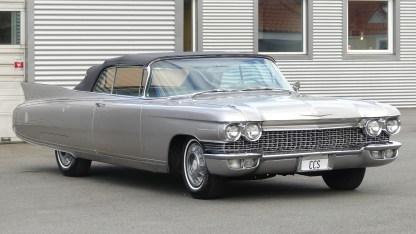 Cadillac Eldorado Biarritz 1960 (4)