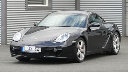 Porsche Cayman S 2007 (2)