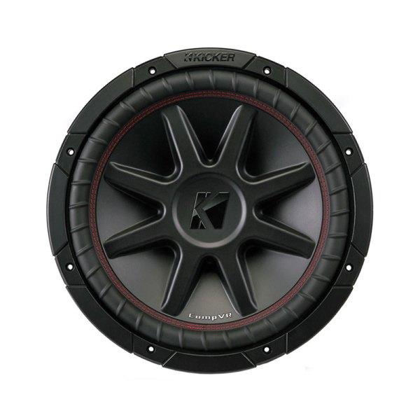 Kicker Compvr 10 Subwoofer Dual Voice Coil 4-ohm 350w Rms 43cvr104