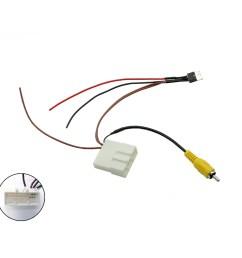 scosche wiring harness toyota [ 1000 x 1000 Pixel ]