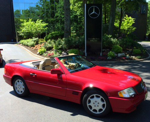small resolution of 1995 mercedes sl320