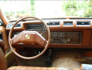 American Wiring Diagram 1978 Cadillac Seville Gucci Edition Dash Classic Cars