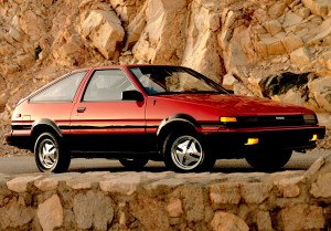 1984 Toyota Corolla SR5 hatchback | CLASSIC CARS TODAY ONLINE