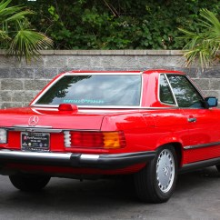 Third Brake Light Law Free Uml Class Diagram Tool 1986 Mercedes 560sl Classic Cars Today Online As Required By U S Federal All And Later Vehicles