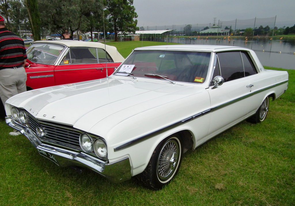 Wiring Diagram For 1964 Buick Special And Skylark Part 1