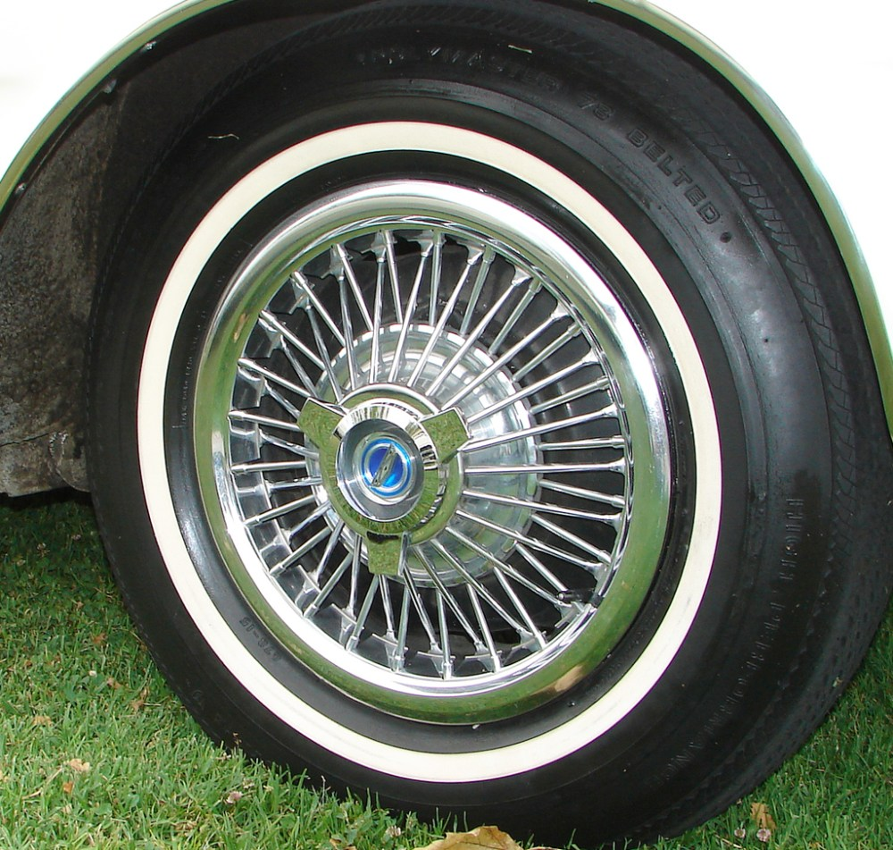 medium resolution of 1966 ford mustang wire wheel cover classic cars today online rh classiccarstodayonline com 1966 mustang wiring
