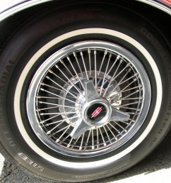 1966 oldsmobile 14 inch wire wheel cover b [ 1024 x 934 Pixel ]