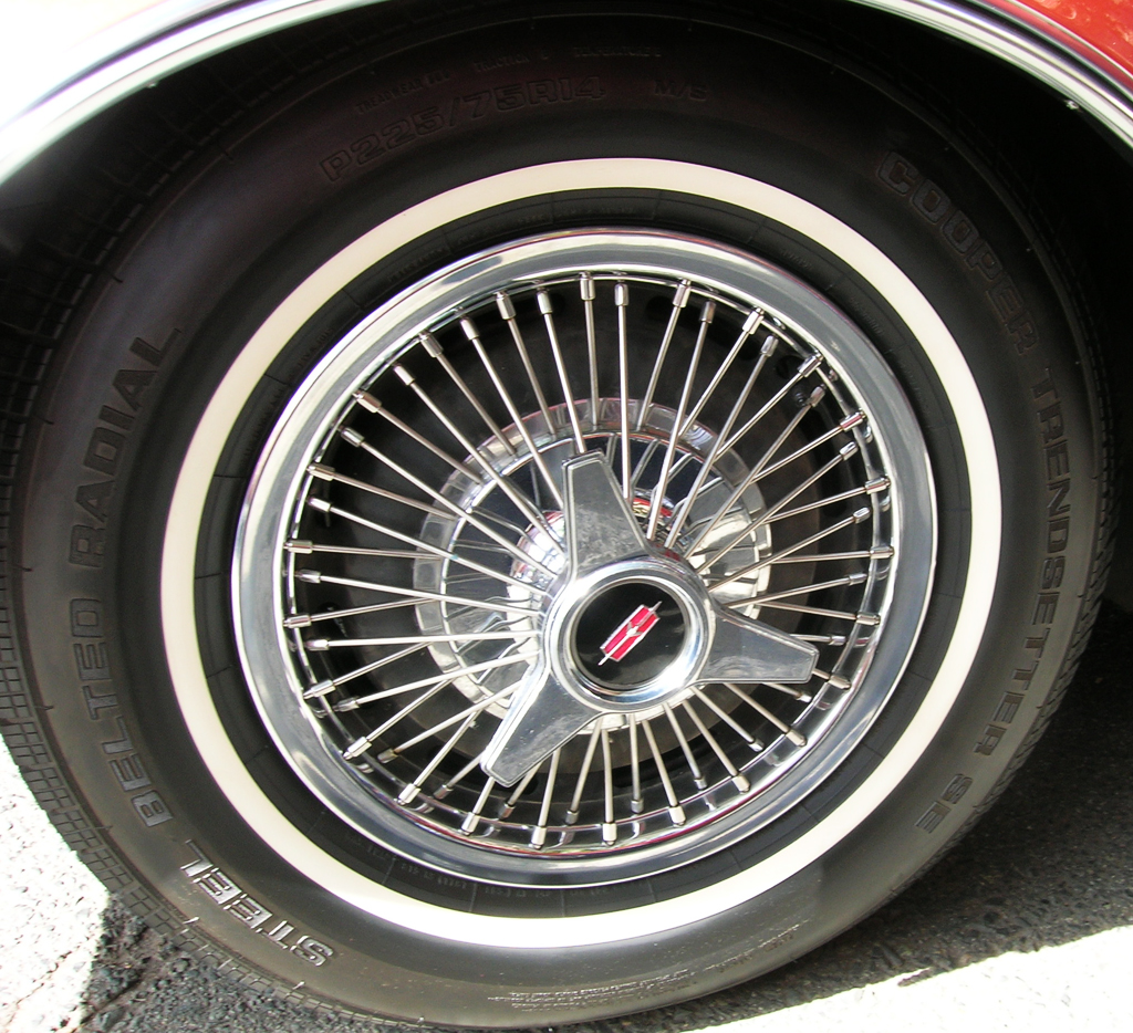 hight resolution of 1966 oldsmobile 14 inch wire wheel cover b