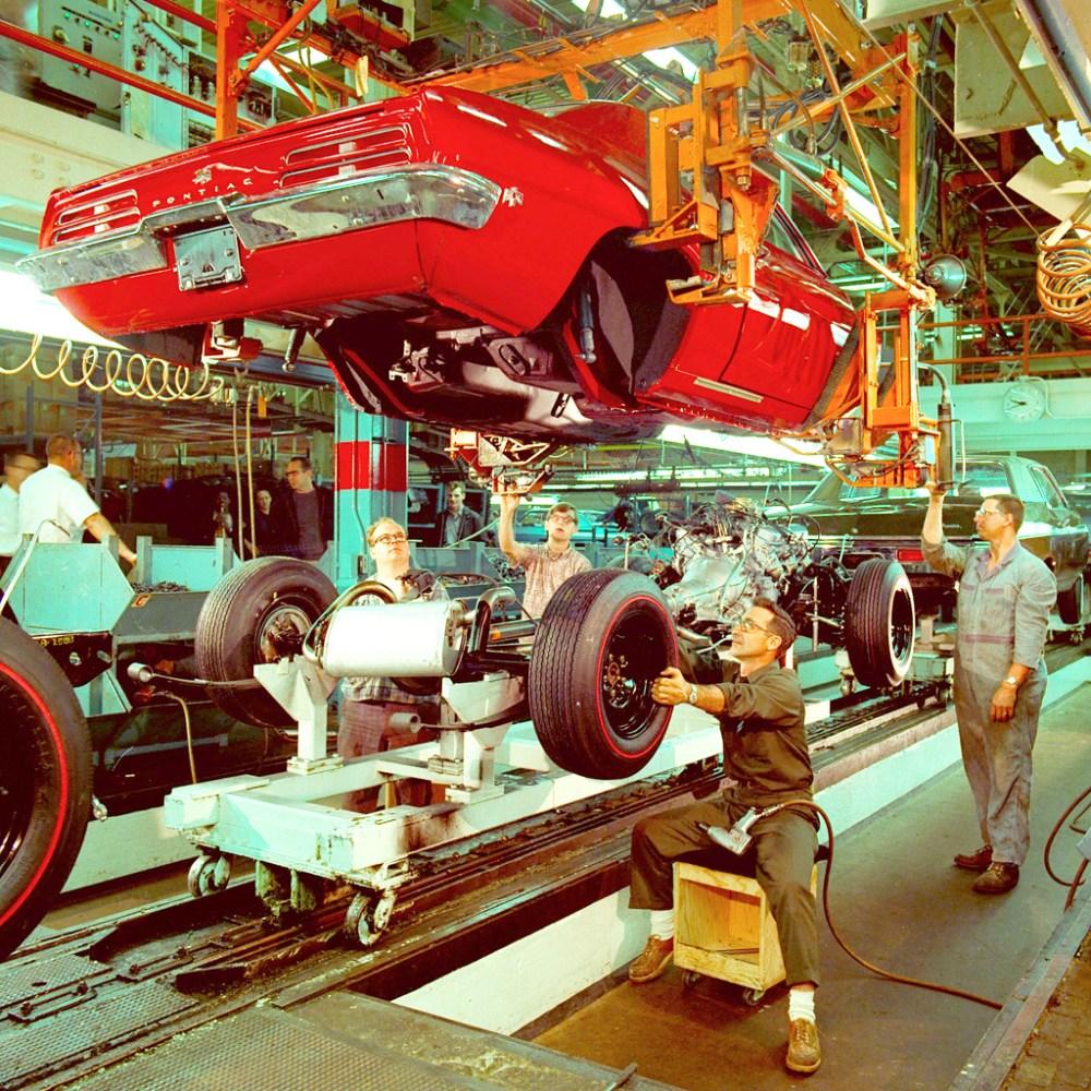 medium resolution of general motors assembly line 1969
