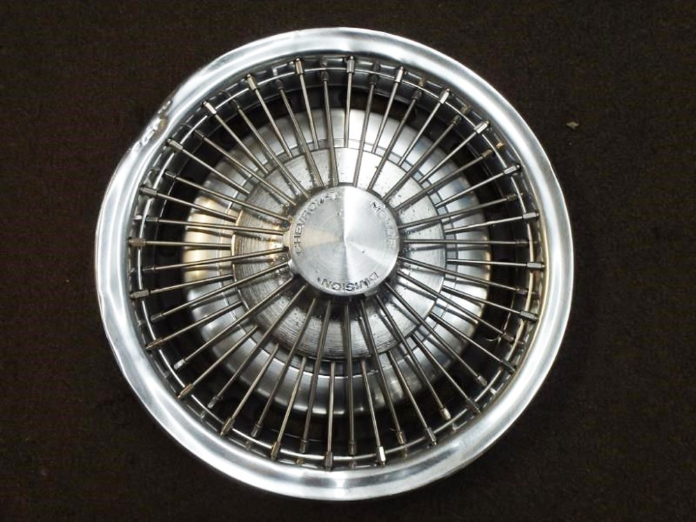 medium resolution of 1971 76 chevrolet 15 inch wire wheel cover