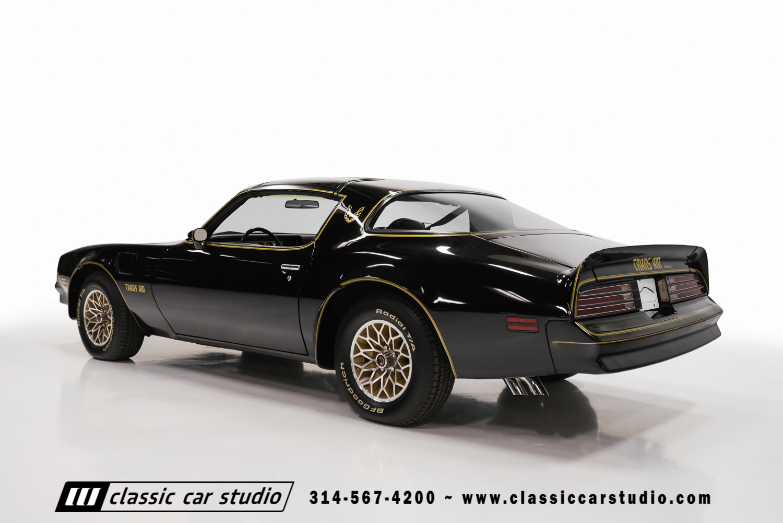1977 Pontiac Trans Am Classic Car Studio