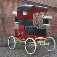 Marlboro Steam Car