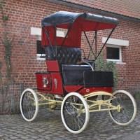 Marlboro Steam Car