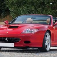 Three Limited-Edition Ferraris