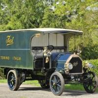 1915 Fiat Box Van