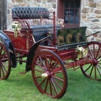 Crouch Steam Car