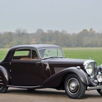 "Bentley ""Honeymoon Express"""
