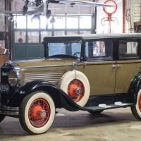 Roosevelt Sedan