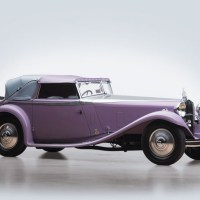 Pretty, Purple Delage
