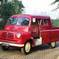 Bedford CA Pickup