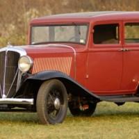 Rockne Sedan