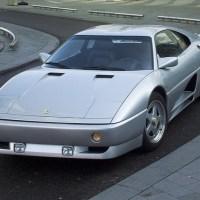 Ferrari 348 Zagato