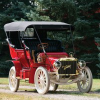1906 Winton Touring