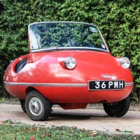 Tourette Microcar