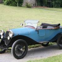 Bugatti Brescia Torpedo